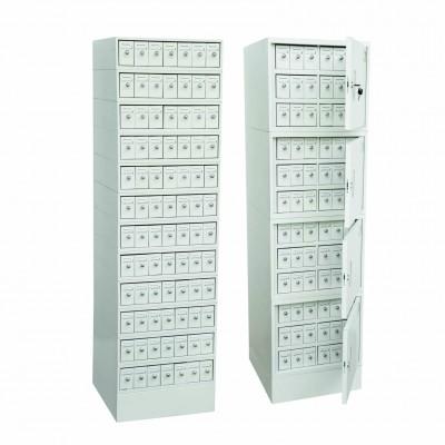 Шкаф для архивирования образцов биопсийных срезов с системой охлаждения KD-101