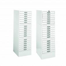 Биомедицинский шкаф для архивирования образцов биопсийных срезов KD-103